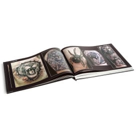 Mike Devries Animal Ink Tattoo Book 2