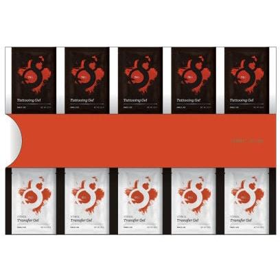 s8 Red Stencil System tattoo