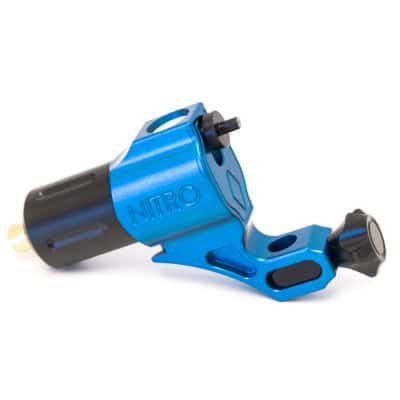 Golden-tattoo machine rotary nitro pro fox blue 1