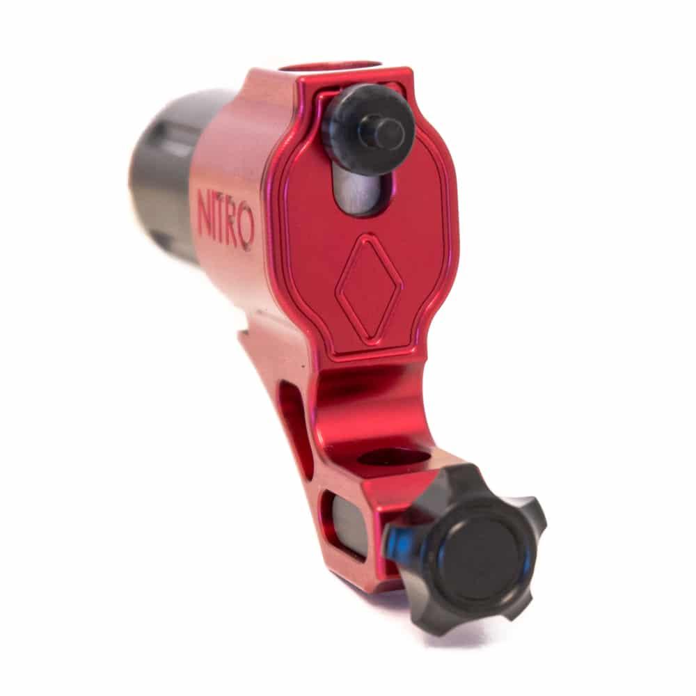 Golden-tattoo machine rotary nitro pro fox red 5