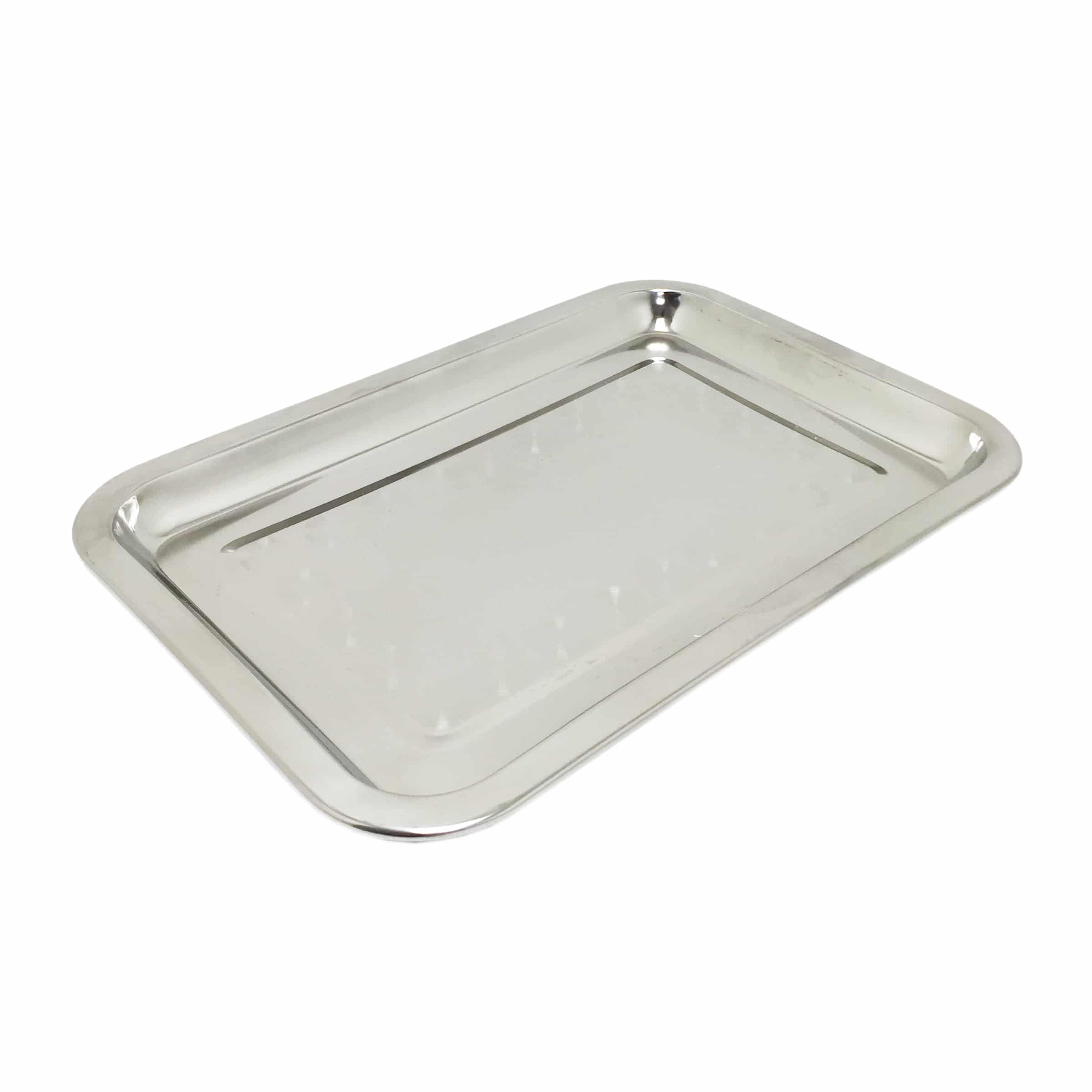 Stainless steel tattoo medical tray 12 x 8 5 for Stainless steel tattoo