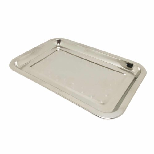 Tattoo Medical Tray Mayo Steel 2