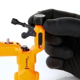Sabre tattoo machine X17 lava orange 6