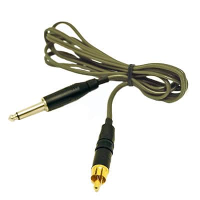 Union Machine RCA Cord Green