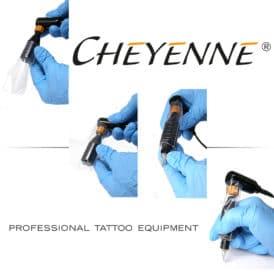 Cheyenne grip cover sleeves 1