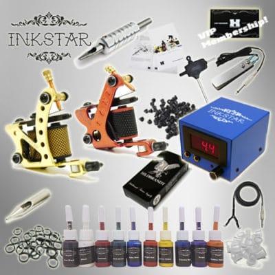 Inkstar Tattoo Kit Maker D 10 Ink