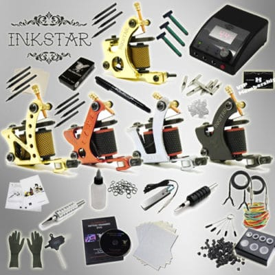 inkstar tattoo ace kit with no ink