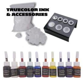 tattoo ink set true color 10