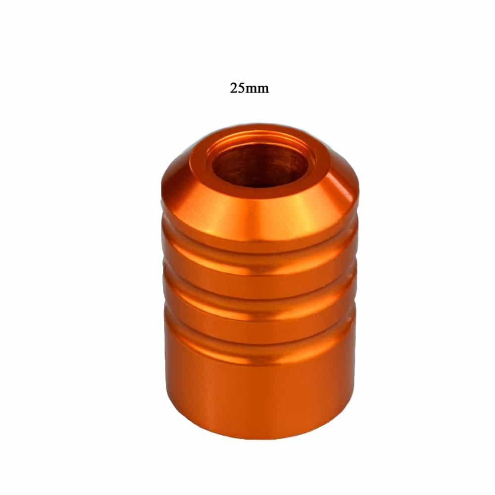 hawk pen grip 25mm orange
