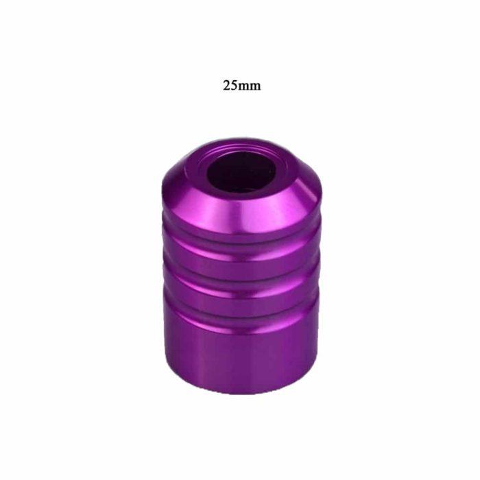 Hawk Pen Grip 25mm Purple