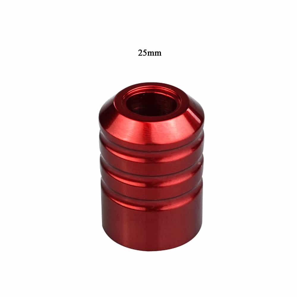 hawk pen grip 25mm red