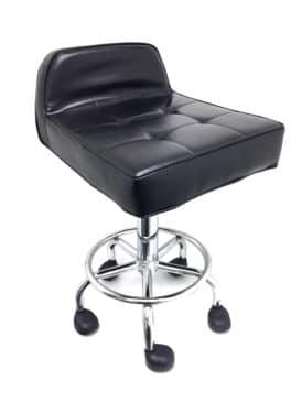 Retro Tattoo Chair Side