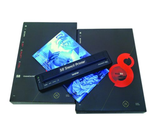 S8 Tattoo Stencil Printer USB Kit 2