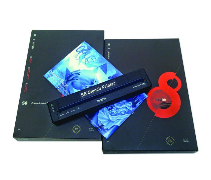 S8 Tattoo Stencil Printer USB Kit 2