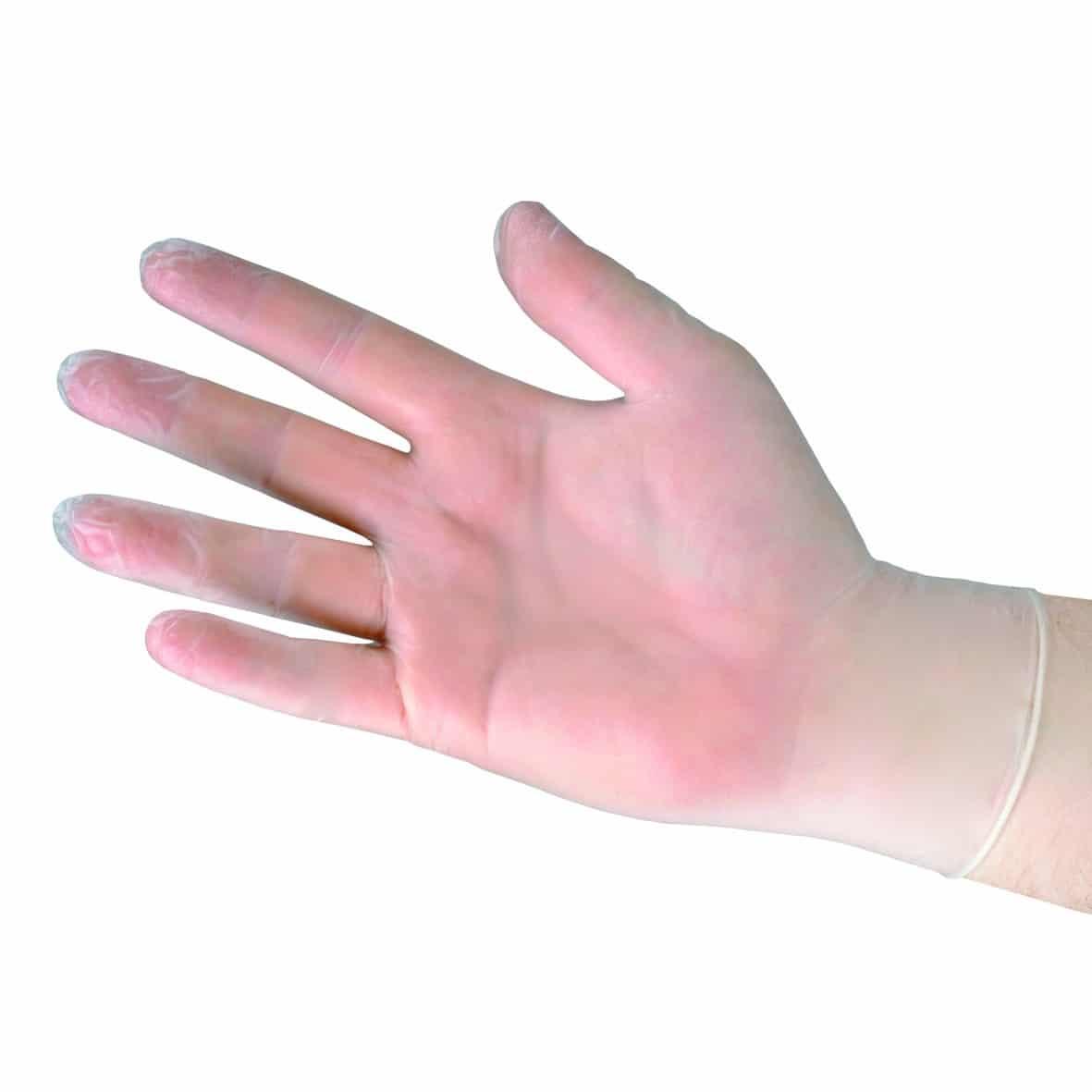 Bowers Medical Derma Sheer Vinyl Gloves 2