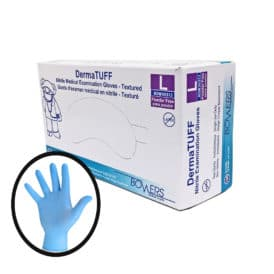 bower medical supplies derma tuff nitrile gloves gallery