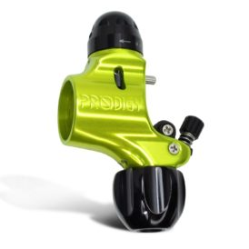 stigma rotary prodigy v2 Nuclear Green body
