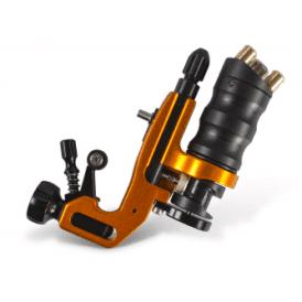 Stigma Rotary Tattoo Machine Amen orange with motor
