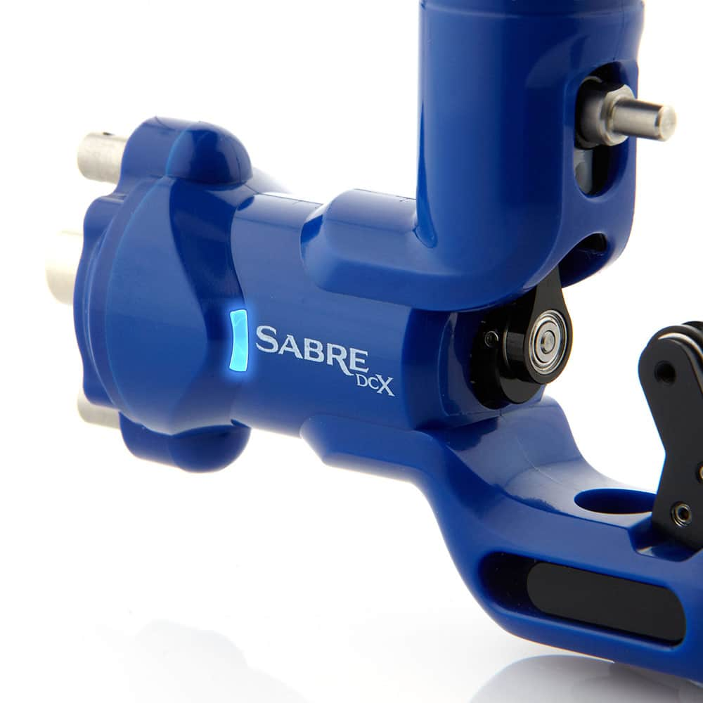 Sabre Tattoo Machine DCX