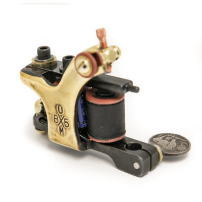 Union Tattoo Machine Gold Mine Liner