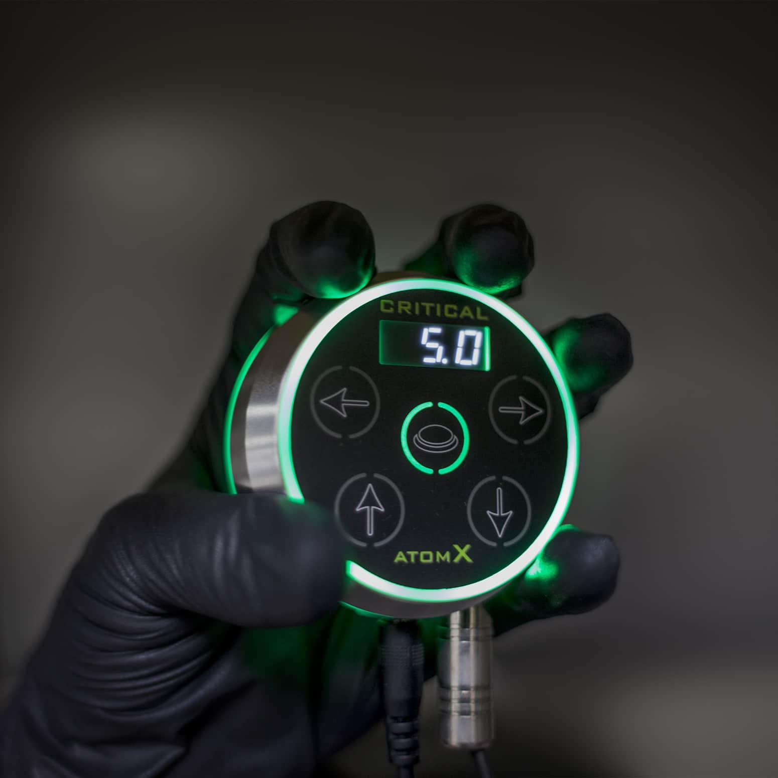 Critical Tattoo Power Supply Atom X 1