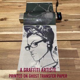 TOEC Tattoo Printer Examples Portrait