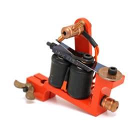 Iron Inx Machine Orange Bully