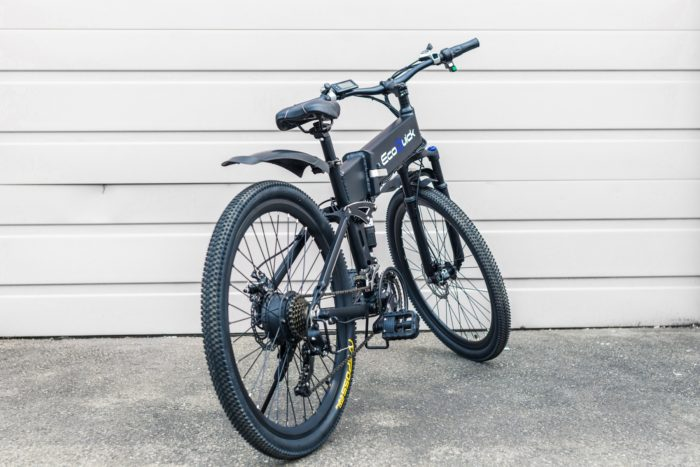 Ecoquick Electric Bike 4