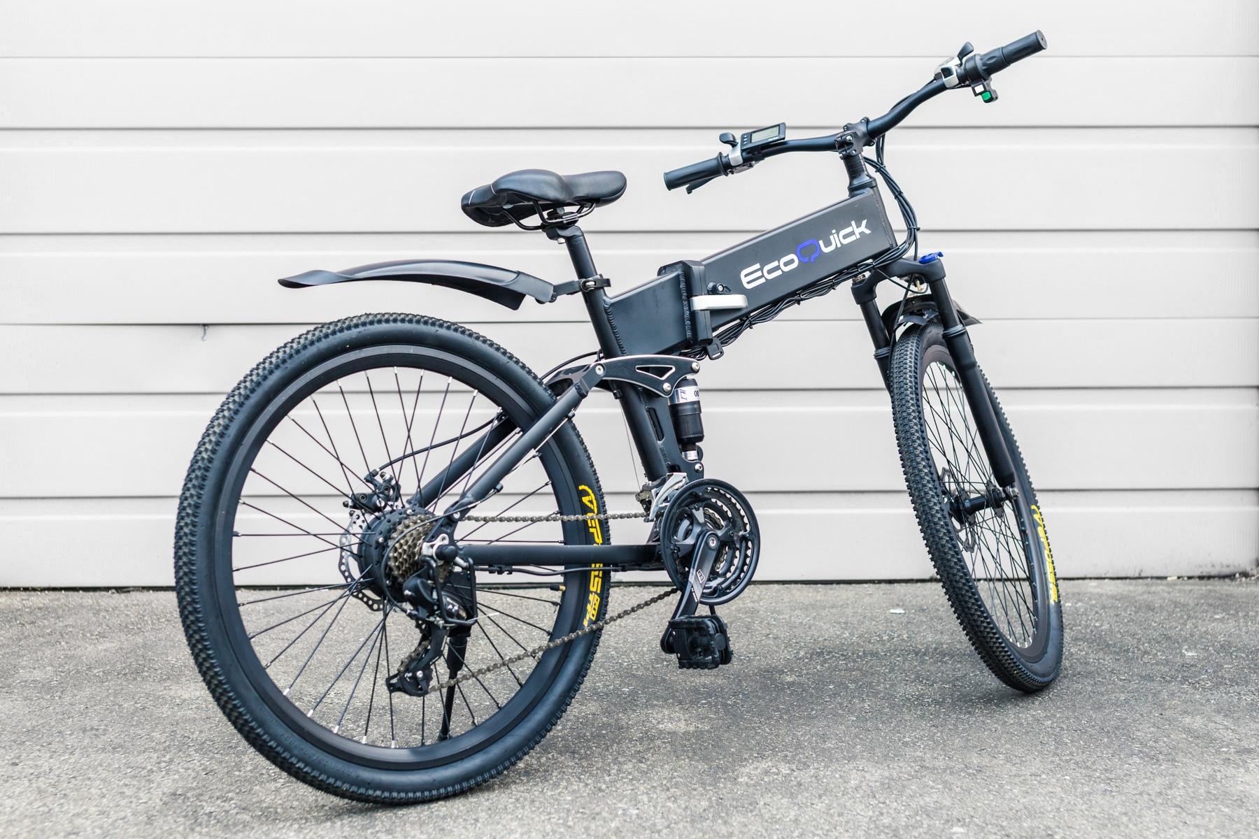 Ecoquick Electric Bike 5