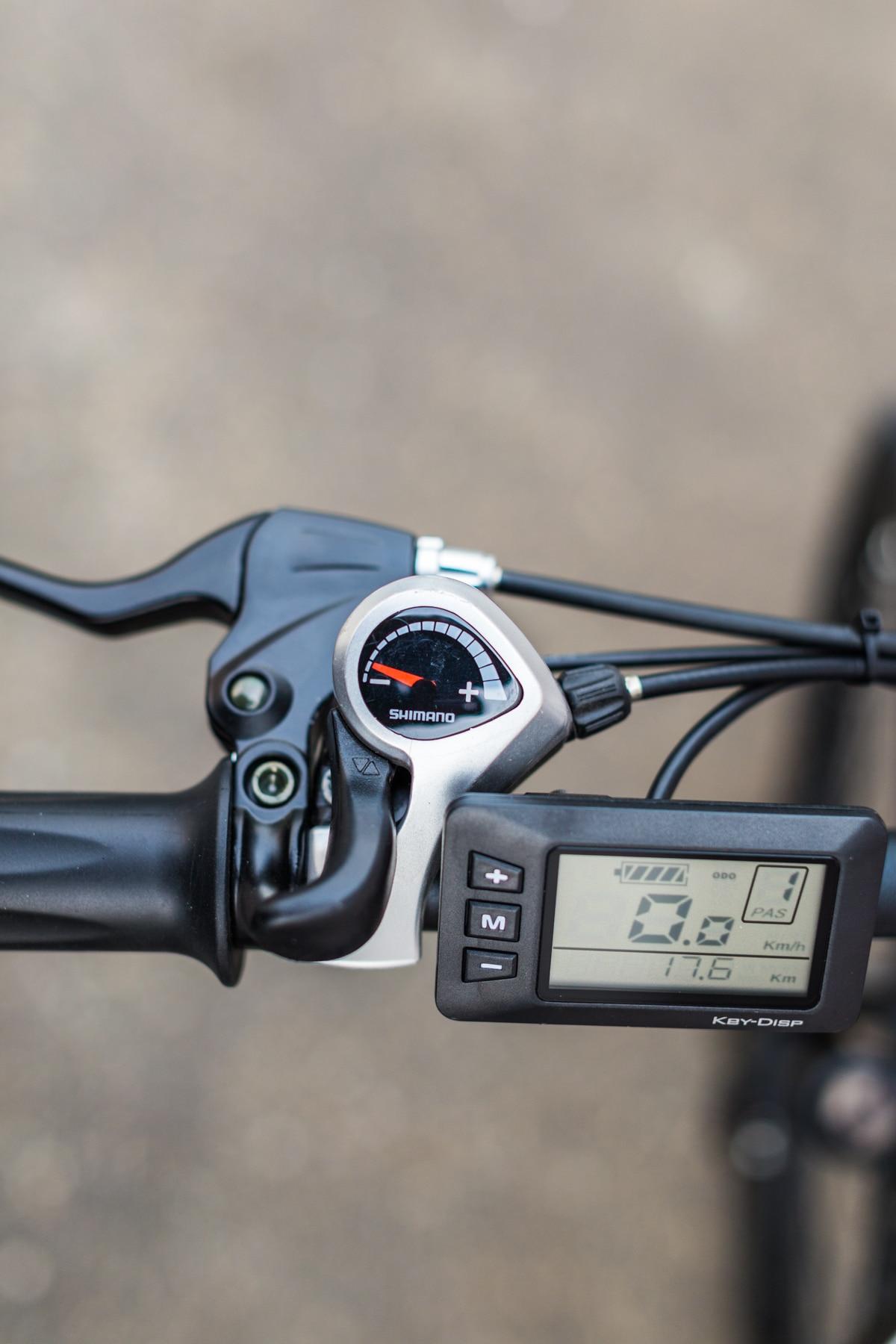 Ecoquick Electric Bike 3