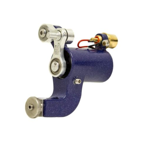 Jack Steel Tattoo Machine Blue 5