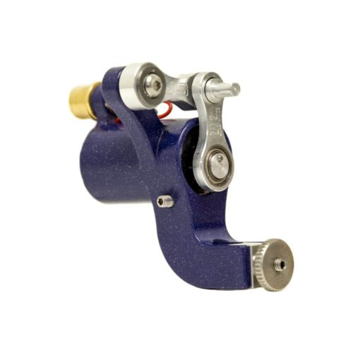Jack Steel Tattoo Machine Blue 7