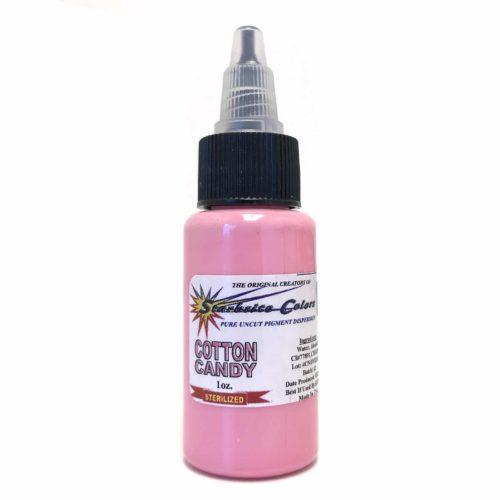 Starbrite tattoo ink cotton candy