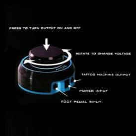 Critical Tattoo Power Supply - Atom