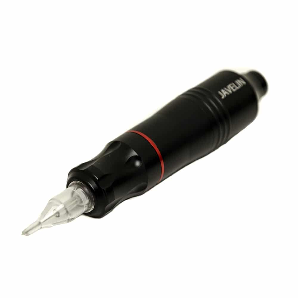 Javelin Starter Tattoo Pen Kit - Blk Ink