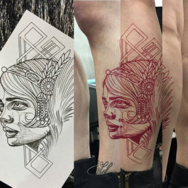 S8 RED Series – Tattoo Stencil Transfer Paper 100' Roll