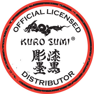Kuro Sumi Double Tribal Black Tattoo Ink