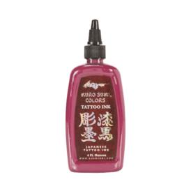 Kuro Sumi Tattoo Ink - Fugiyama Pink