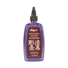 Kuro Sumi Tattoo Ink - Fuji Lavender