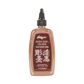 Kuro Sumi Tattoo Ink - Kin-Cha Skin Tone