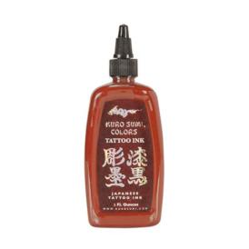 Kuro Sumi Tattoo Ink - Maguro Red