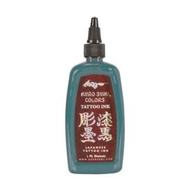 Kuro Sumi Tattoo Ink - Miyagi Blue
