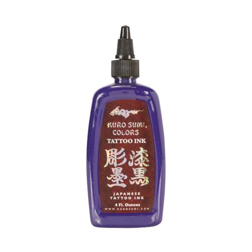 Kuro Sumi Tattoo Ink - Murasaki Purple