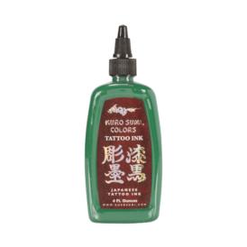 Kuro Sumi Tattoo Ink - Oochi Momma Green