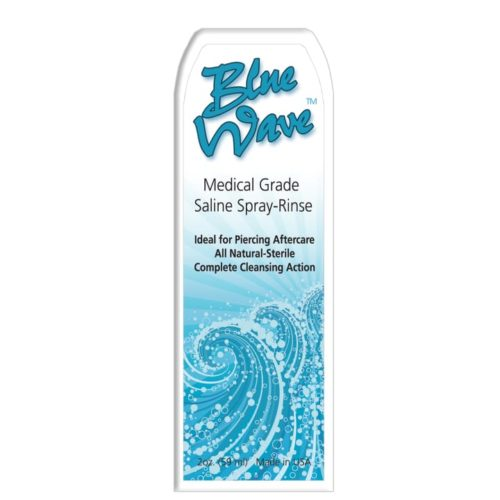 Blue Wave Medical Saline Spray
