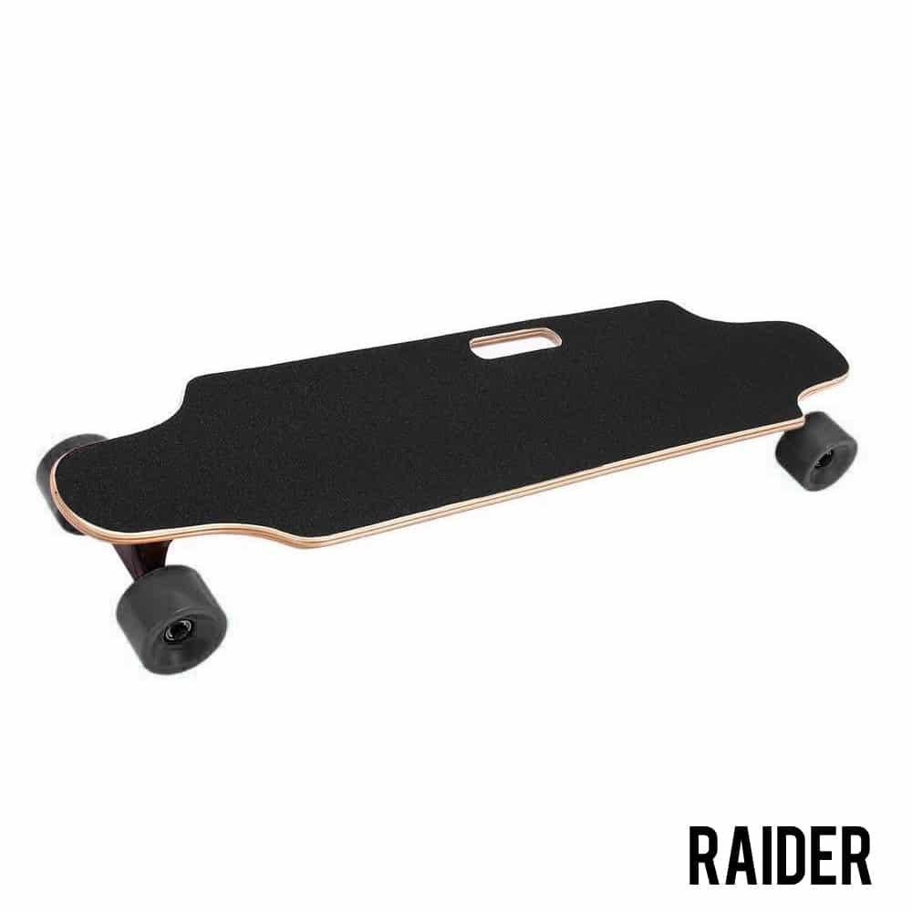Raider Electric Skateboard 10