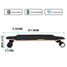 Raider Electric Skateboard 2