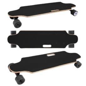 Raider Electric Skateboard 4 Updated