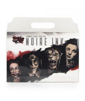World Famous Thomas Carli Jarlier Noire Ink Set