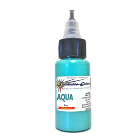 Starbrite Aqua Tattoo Ink